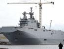 Pháp phủ nhận đạt được thỏa thuận với Nga về tàu chiến Mistral
