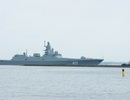 Latvia nói Nga triển khai tàu chiến gần hải giới