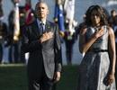 Tổng thống Mỹ mặc niệm tưởng nhớ nạn nhân vụ khủng bố 11/9