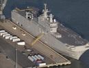 Pháp thiệt hại 250 triệu euro khi bán chiến hạm Mistral cho Ai Cập