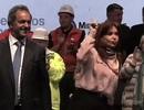 Video nữ Tổng thống Argentina nhảy sung trên sân khấu gây sốt