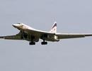 Xem máy bay siêu thanh Tu-160 của Nga phóng tên lửa