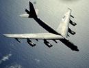 Mỹ điều máy bay ném bom B-52 ra gần đảo nhân tạo trên Biển Đông