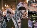 Xuất hiện video nhóm nam giới trùm đầu từng dọa tấn công rạp hát Paris