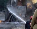 Bí ẩn vụ không kích đoàn xe chở vũ khí của Thổ Nhĩ Kỳ ở Syria