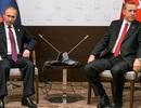 Ông Putin 2 lần từ chối điện thoại của Tổng thống Thổ Nhĩ Kỳ