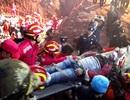 Trung Quốc: Cứu sống người đàn ông bị mắc kẹt 67 giờ do lở đất