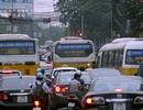 Dùng xe buýt nhỏ để giảm tắc đường ở Hà Nội?