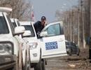OSCE rời Donbass: Dấu hiệu chiến sự sẽ bùng phát dữ dội