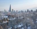 Mùa đông nhuộm trắng xứ sở Triều Tiên bí ẩn