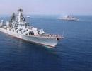 Nga có thể dùng hải quân phong tỏa bờ biển Syria