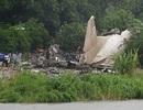 Máy bay chở phi hành đoàn Nga rơi tại Nam Sudan, 41 người chết