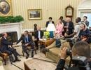 """Tổng thống Myanmar Thein Sein: """"Gorbachev và tôi không giống nhau"""""""