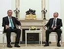 """""""Kịch bản"""" nào cho Tổng thống Putin và Tổng thống Erdogan tại Paris"""