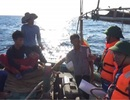 Xua đuổi 5 tàu cá Trung Quốc ra khỏi vùng biển Việt Nam