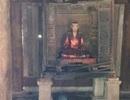 Án Gian 300 tuổi ở chùa Bút Tháp bị thiêu rụi trong đêm