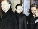Những hình ảnh hiếm về hai ái nữ nhà Putin