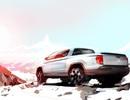 Honda sẽ trình làng thế hệ xe bán tải Ridgeline mới