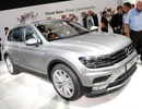 Volkswagen Tiguan thế hệ mới - Trưởng thành