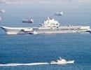Trung Quốc hoàn tất xây dựng căn cứ cho tàu sân bay gần Biển Đông