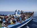 Ý giải cứu hàng nghìn người nhập cư trên biển