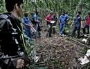 Malaysia phát hiện mộ tập thể ở khu vực biên giới