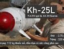 Các loại bom và tên lửa thông minh của Nga trên chiến trường Syria