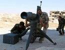 Phe đối lập Syria nhận tên lửa chống tăng từ Mỹ