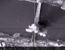 Nga công bố video máy bay dội bom đường tiếp tế của IS