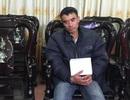 Cảnh sát giao thông Bắc Giang bắt đối tượng vận chuyển 5 bánh heroin