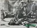 Ảnh chưa công bố về nạn đói năm 1945 ở Việt Nam