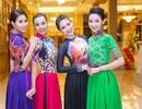 Áo dài Việt trình diễn tại Malaysia