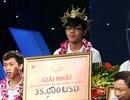 CK Olympia 2015: Chàng trai đất Quảng Trị đăng quang ngôi Vô địch