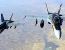 Không quân Pháp lần đầu tiên tiến hành không kích IS tại Syria