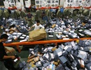 Alibaba đạt kỉ lục mua sắm với 9,3 tỉ USD chỉ trong 12 giờ