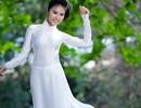 Chiếc áo trắng và ấn tượng đáng nhớ