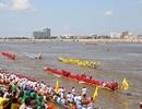 Campuchia hủy lễ hội đua thuyền do sông Mekong cạn nước