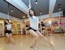 Chuyện cô gái dạy múa cột xinh đẹp nổi tiếng bậc nhất Trung Quốc