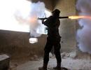 Chiến tranh Syria: Chiến binh ngoại, đường lối ngoại, vũ khí ngoại