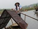 Tái hiện không gian văn hóa chợ nổi Nam Bộ tại Hà Nội