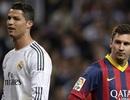 C.Ronaldo, Messi sút phạt tệ như thế nào?