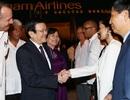 Chủ tịch nước Trương Tấn Sang đến La Habana thăm chính thức Cuba