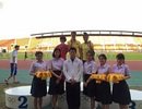 Điền kinh Việt Nam giành 3 HCV tại Thái Lan