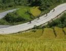 Đua xe đạp vượt núi, ngắm những cung đường đẹp như tranh