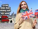 Du học Anh Quốc với chi phí không quá 170 triệu và cơ hội học bổng lên đến 70%