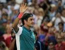 """""""Tàu tốc hành"""" Federer vẫn tiến nhanh"""