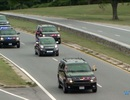 Xe ô tô của Giáo hoàng gây ấn tượng tại Mỹ