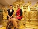 Đại gia Trung Quốc đua nhau đổ tiền đúc ghế vàng