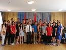 Gặp gỡ Đoàn trao đổi sinh viên Việt Nam – Thụy Sỹ