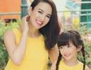 Hoa hậu Ngọc Diễm khoe con gái xinh như thiên thần